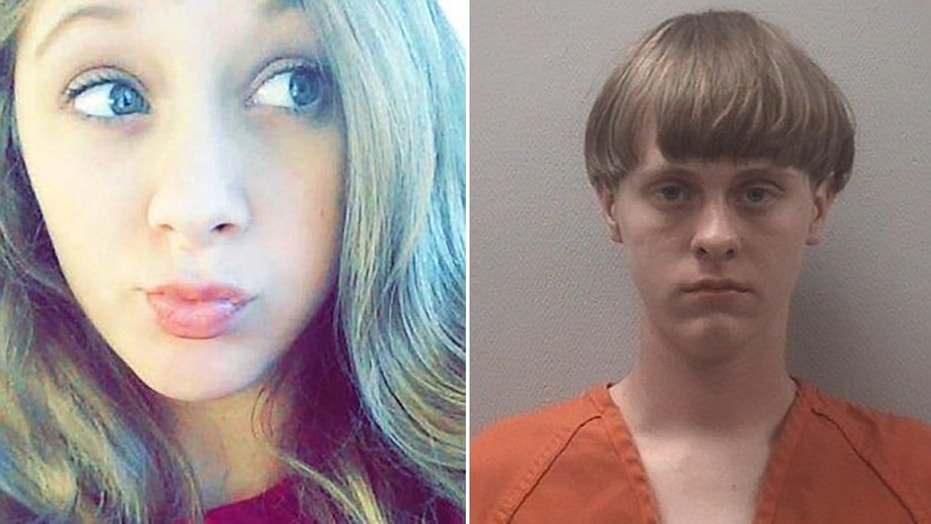 Morgan Roof, arrested Wednesday on weapons and drug charges, is the sister of convicted murderer Dylann Roof.