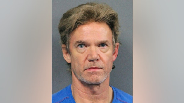 FILE - This undated file photo released by the Jefferson Parish Sheriff's Office shows Ronald Gasser, accused of killing former NFL running back Joe McKnight during a road rage dispute. Gasser who was convicted of manslaughter in the 2016 road-rage shooting death of former NFL running back McKnight faces sentencing in Louisiana. Gasser, 56, could get up to 40 years in prison when court convenes Thursday, March 15, 2018, in suburban New Orleans. (Jefferson Parish Sheriff's Office via AP, File)