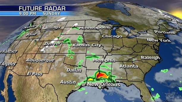 Active weather across much of the country this weekend | Fox News