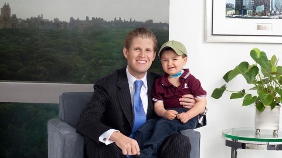 Colin Hayward Toland, who counted Eric Trump among his fans from across the country, lost his battle to cancer on Saturday at 10 years old.