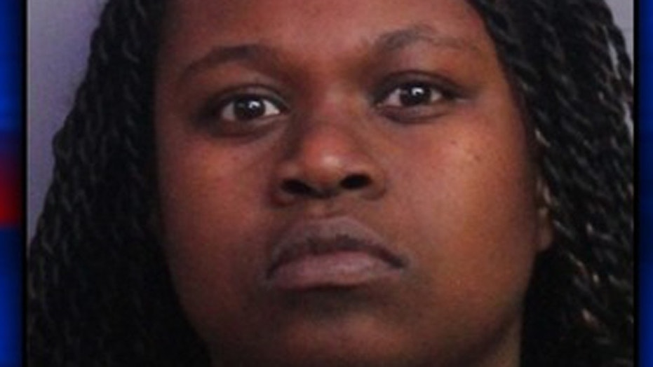 Teacher Marsha Dolce, 26, was arrested after leaving a 4-year-old child alone to buy marijuana.