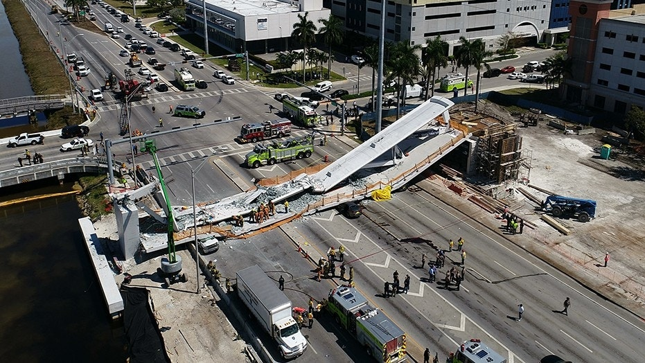 drones terrorism with Florida Bridge Collapse Caught On Dashcam Video From Highway on Rugby Player Who Swallowed Garden Slug As Dare Fights Australia Government Over Health Bills additionally 2016 01 13 Pentagon Fears Massive Technology Loss After Missing Hellfire Missile Shows Up In Cuba additionally Iraqi Forces Bring Isis Drone Near Mosul likewise Kirstjen Nielsen Tells Fox News More Than Dozen Known Or Suspected Terrorists Try To Enter Us Each Day additionally San Juan Mayor Used Hurricane For Political Gain Storm Ravaged Residents Say.