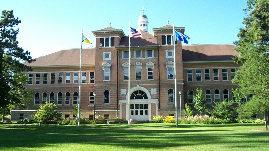 The University of Wisconsin at Stevens Point reportedly is discussing a plan to eliminate 13 majors in the humanities including English, philosophy, history and Spanish. Hundreds protested the proposal Wednesday. (Wikimedia)