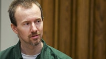 David Sweat appears in court for his arraignment at Clinton County court, in Plattsburgh, New York August 20, 2015. Sweat, 35, one of the convicted killers who led law enforcement on an intense three-week manhunt after escaping a maximum-security prison in upstate New York pleaded not guilty to an escape charge on Thursday. REUTERS/Christinne Muschi - GF10000177582