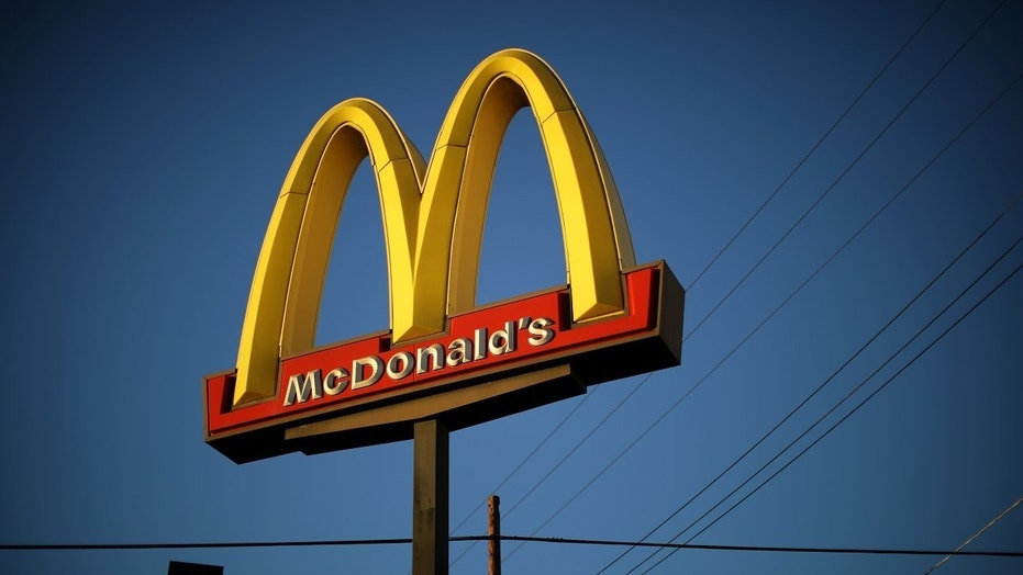 A man in Oregon reportedly tried to destroy the golden arches of a McDonald's after his order was denied.