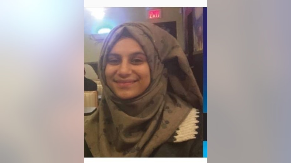 Maarib Al Hishmawi, 16, was found in mid-March after she was reported missing on Jan. 30.