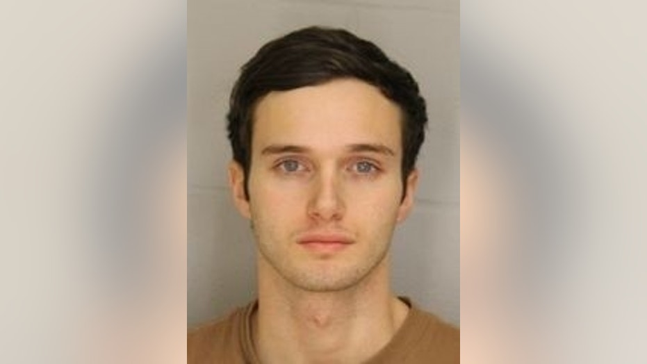 Thomas Traficante pleaded guilty to cyberstalking his ex-girlfriend and sending her drugs at her mailbox at SUNY Geneseo.