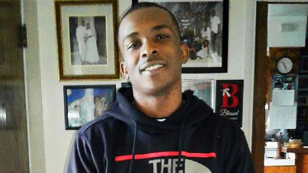 This March 18, 2018 photo, courtesy of the family, shows Stephon Clark at 5:20 p.m. in the afternoon before he died in a hail of police gunfire in the backyard of his grandmother Sequita Thompson's home in Sacramento, Calif. On Monday, March 26, Thompson called for changes in the way police confront suspects, such as sending in a police dog, using a Taser, or aiming for an arm or leg when shots are fired. [Family courtesy photo via AP)