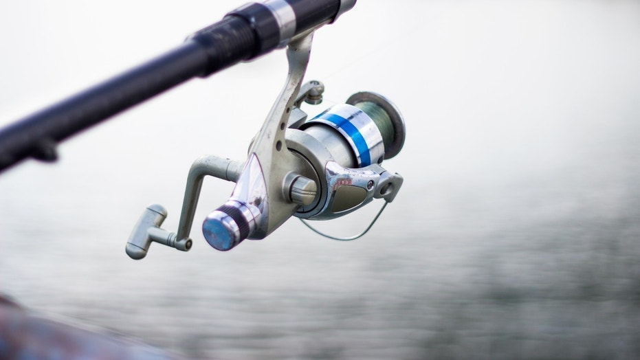 With rod and reel, anglers aim for the big one. But this is a story of a big one that got away.