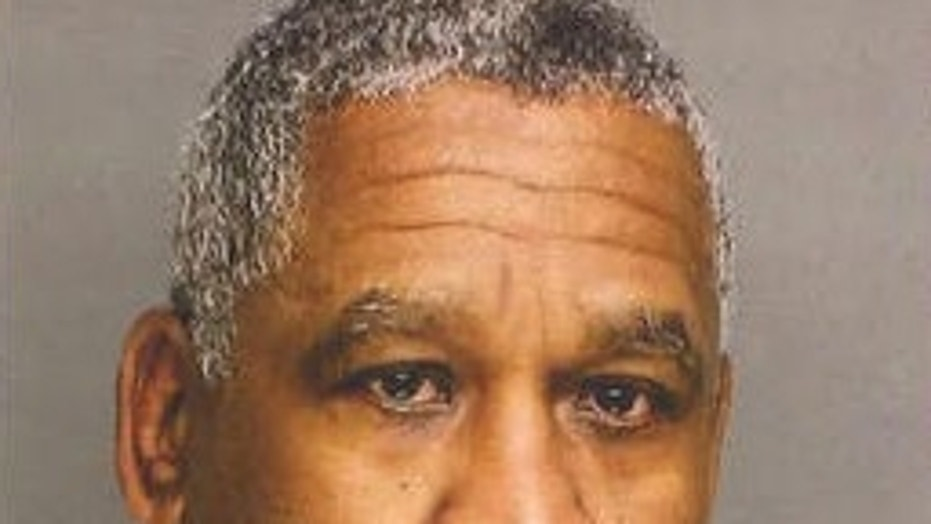 Carl Lemon, 63, allegedly made threatening remarks to another teacher, forcing police to react and put a Connecticut school on lockdown.