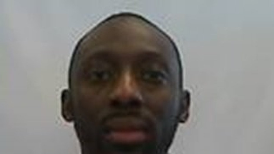 Mohamadou Lamine Mbacke, 31, escaped authorities at JFK airport.