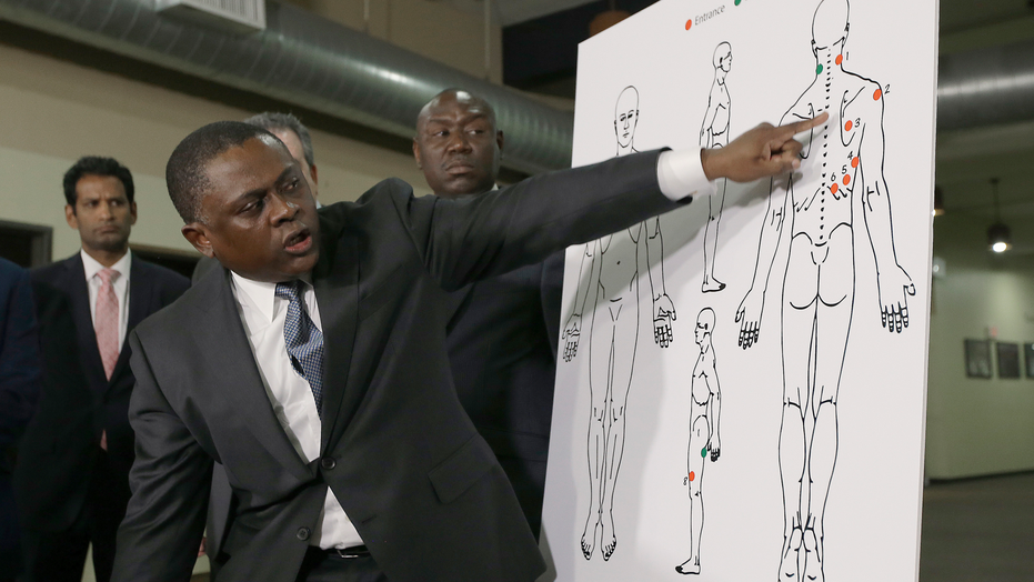 Civil Rights Attorney Benjamin Crump Speaks About Stephon Clark's Shooting Death