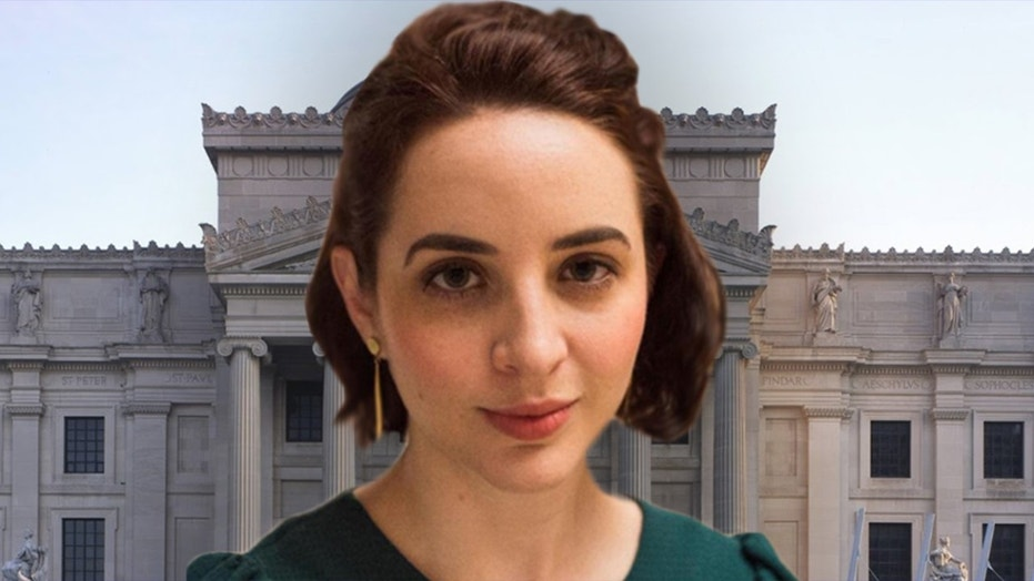 Kristen Windmuller-Luna was recently appointed to curate the Brooklyn Museum's vast African art collection.