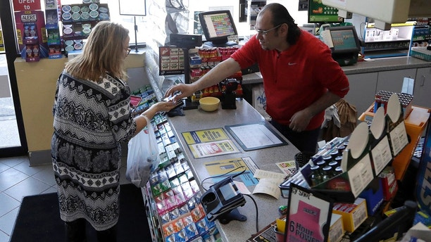 $521M Mega Millions jackpot ticket sold in New Jersey