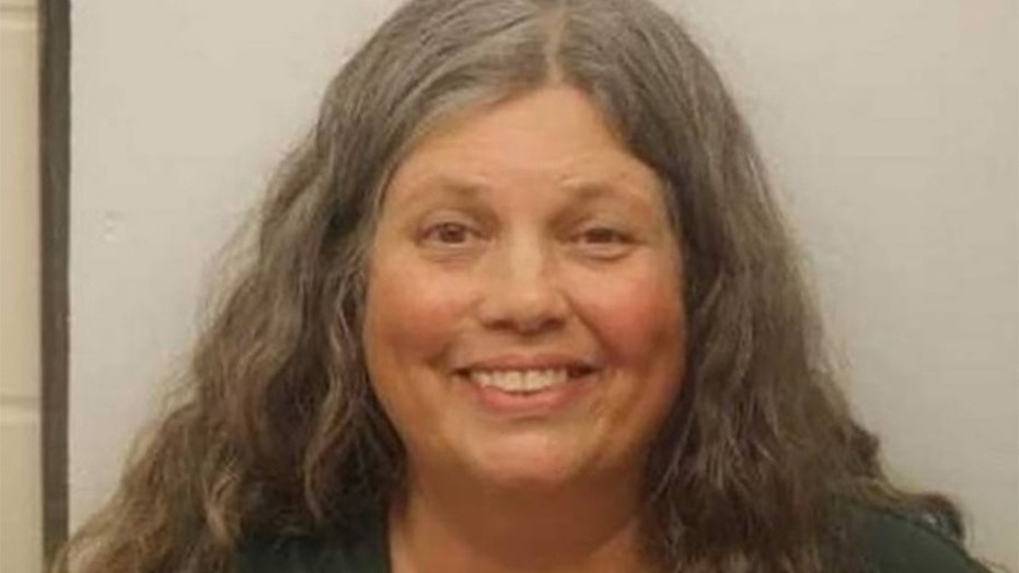 Teresa Richardson was arrested for posting a threatening video on YouTube, police said.