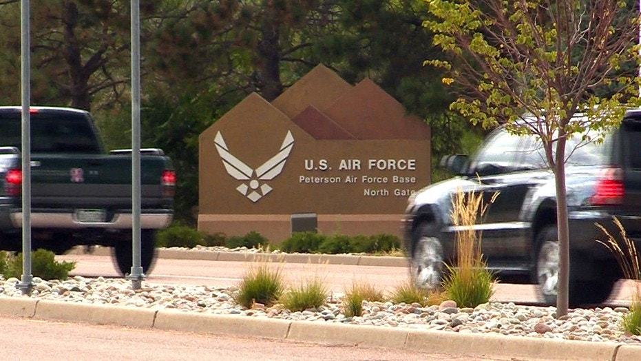 The north gate on Peterson Air Force Base, Colorado, is the busiest gate on base.