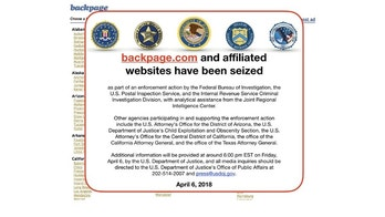 Backpage Featured