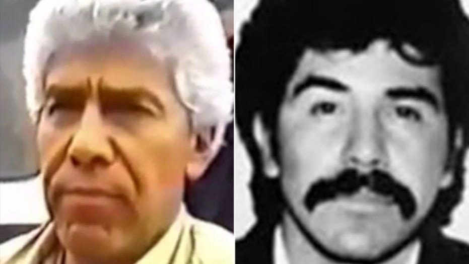 "Mexican drug kingpin Rafael Caro-Quintero, who is affiliated with Joaquin ""El Chapo"" Guzman, was added Thursday to the FBI's list of most-wanted fugitives. (FBI)"