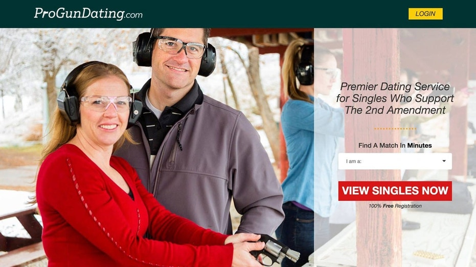 A new dating site aims to connect single Second Amendment lovers.