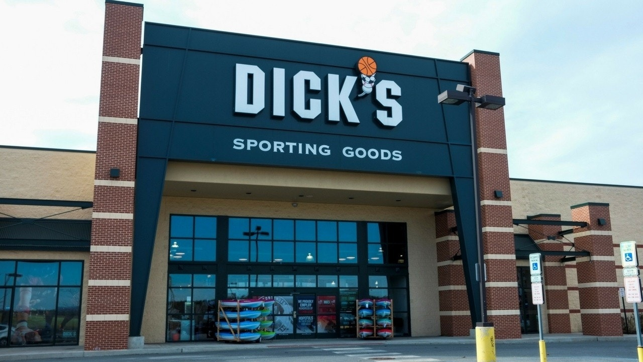 dick's sporting goods - photo #22
