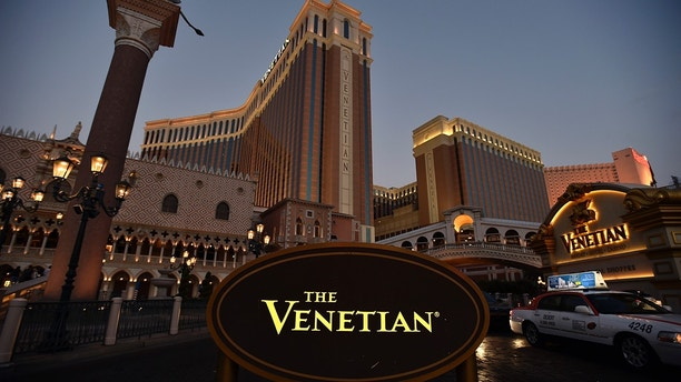 The Venetian Resort is shown in Las Vegas, Nevada, U.S. August 25, 2016. REUTERS/David Becker - TM3EC9S1GPO01