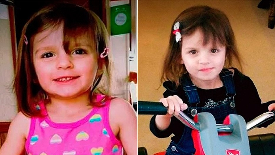 Hannah Wesche, 3, of Hamilton Township, Ohio, suffered severe brain damage after being beaten by her babysitter who was arrested, authorities said.