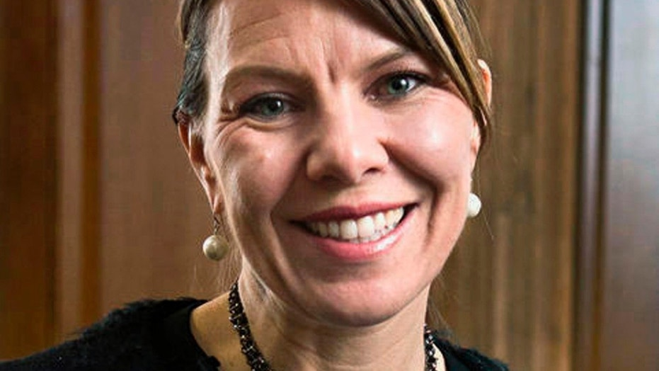 FILE 2017: Jennifer Riordan, of Albuquerque, was identified as the person who died on the Southwest Airlines flight on Tuesday.