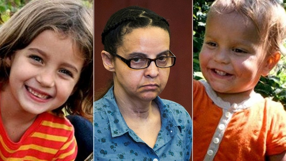 A jury in New York has found Manhattan nanny Yoselyn Ortega (middle) guilty of killing Leo Krim, 2 (right) and his sister Lulu Krim (left), 6, in 2012.