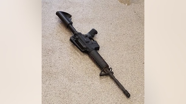 waffle house shooting weapon