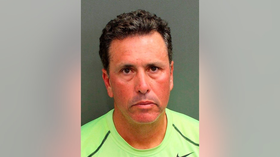 """Gustavo Falcon is seen in an undated photo. A quarter-century after he vanished, the man dubbed the last of Miami's """"cocaine cowboys"""" has been sentenced to 11 years in prison for a drug trafficking conviction."""