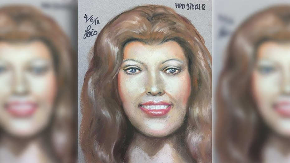 Forensic analysis released on April 5 by the Harris County Institute of Forensic Sciences described the victim as a white or Hispanic woman, between young adulthood and middle aged, with brown or reddish hair around 3 to 4 inches.