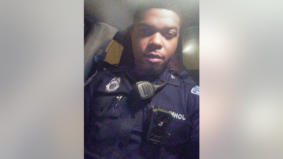 Forrest City Police Officer Oliver Johnson Jr. was shot and killed in his Arkansas home.