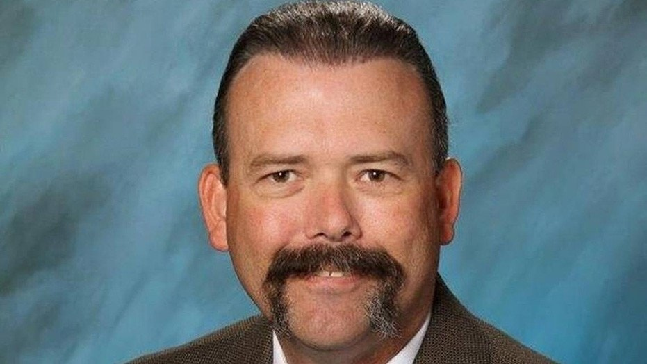 New Plymouth Superintendent Kevin Barker agreed to resign after someone offered him $400,000 to step down.