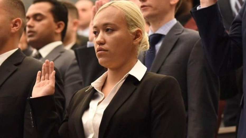 Jillian Suarez followed her father's legacy by joining the NYPD.