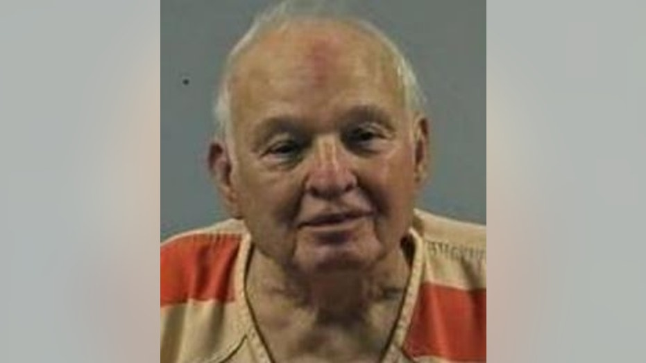 James Nordan, 91, was arrested on April 23 after he allegedly tried to shoot and kill his 83-year-old wife.