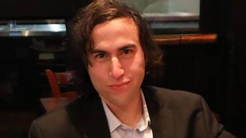 Aaron Traywick was found dead inside a D.C. spa room over the weekend, police said.