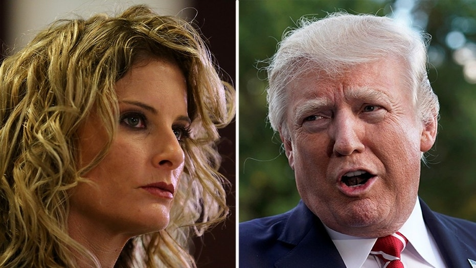 "Summer Zervos, a former contestant on ""The Apprentice"" who accused President Donald Trump of unwanted groping and kissing, is seeking footage from the reality show for her defamation lawsuit."