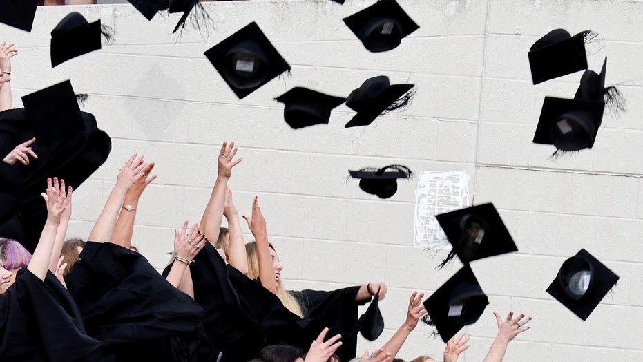 The police department said that graduation-goers shouldn't be too worried about the fine.