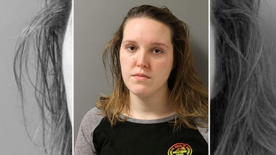 Michelle Schiffer, 23, admitted to meeting a 15-year-old student for sex twice during 2017, and that on one occasion she and the victim smoked marijuana in her car.