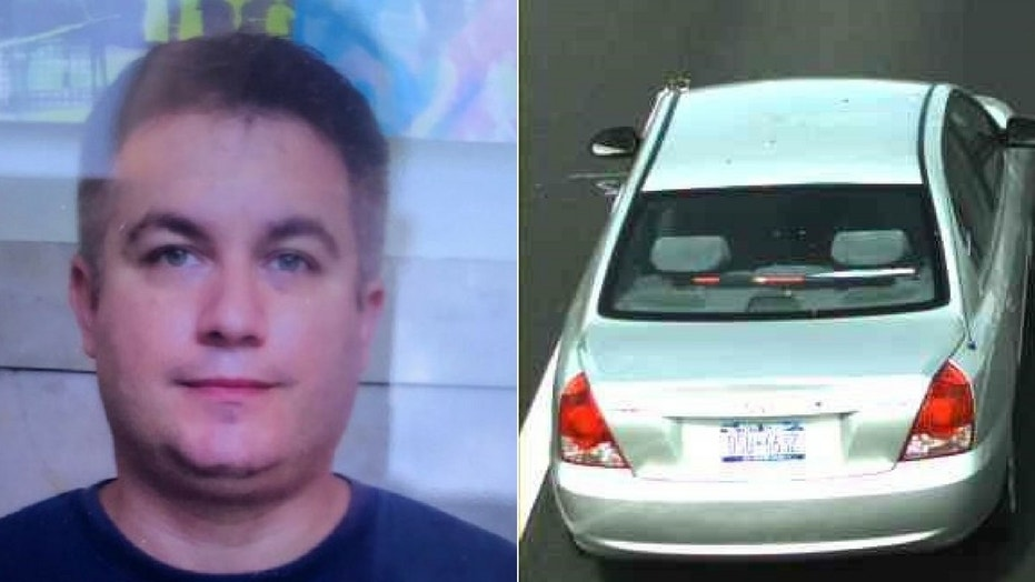 Keith Johnson, 46, was found dead Saturday about a week after he was reported missing.
