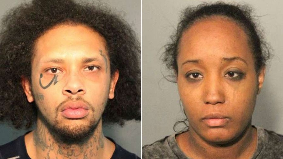 Parents Charged After Police Find 10 Children Living In Feces, Garbage