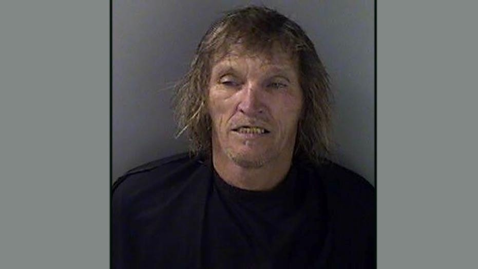 Ther 56-year-old told police that he was naked because snakes were in his pants.