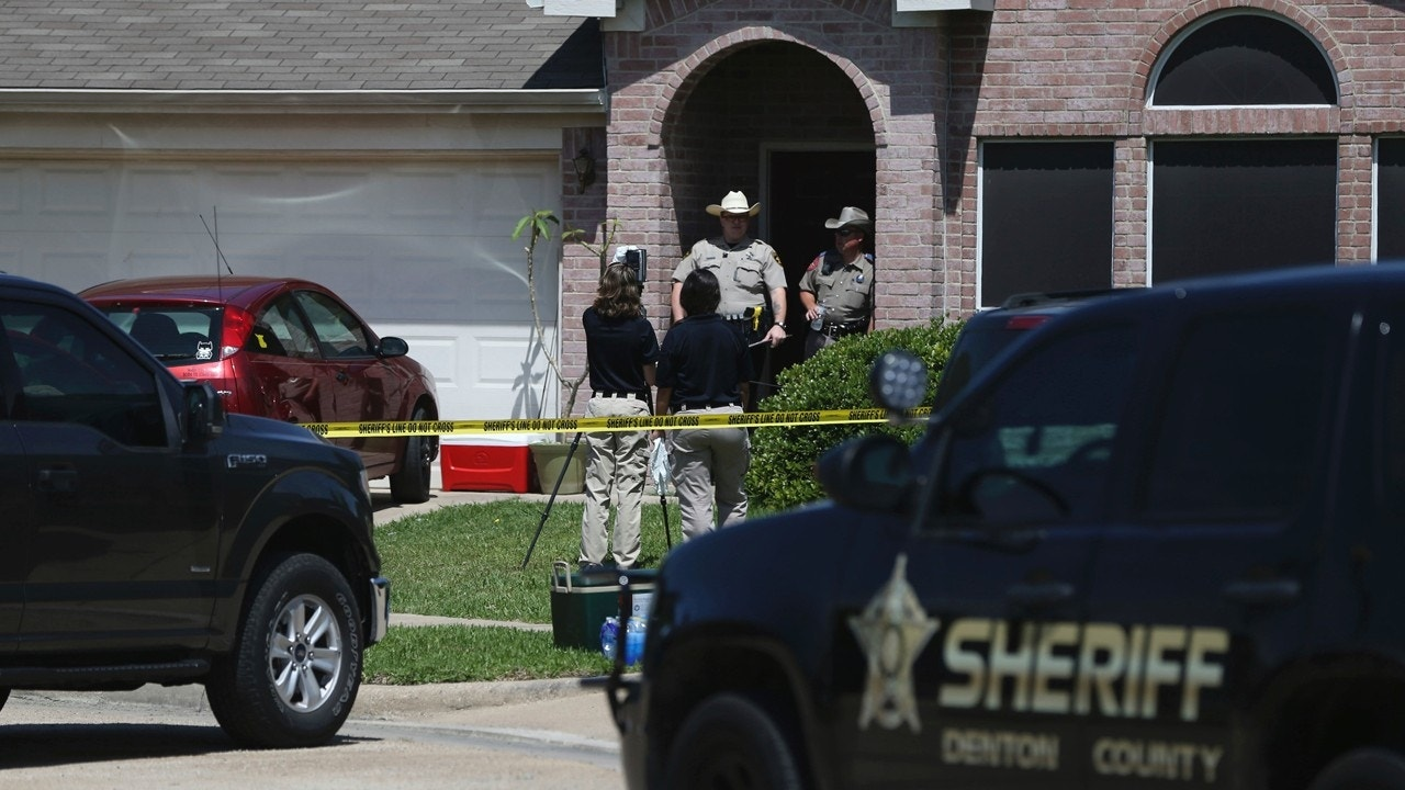 Texas man shoots dead ex-wife's three children, boyfriend, police say