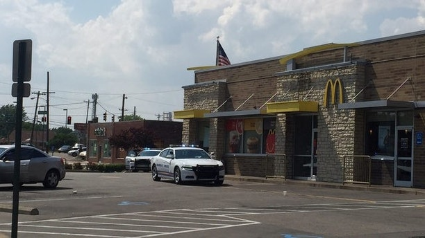 mcdonald's memphis shooting