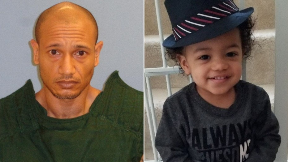 Jason Shorter, 41, was charged with one count of aggravated murder, a first-degree felony, in connection with his son's death.