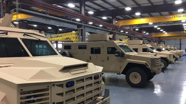 armored vehicle police 1