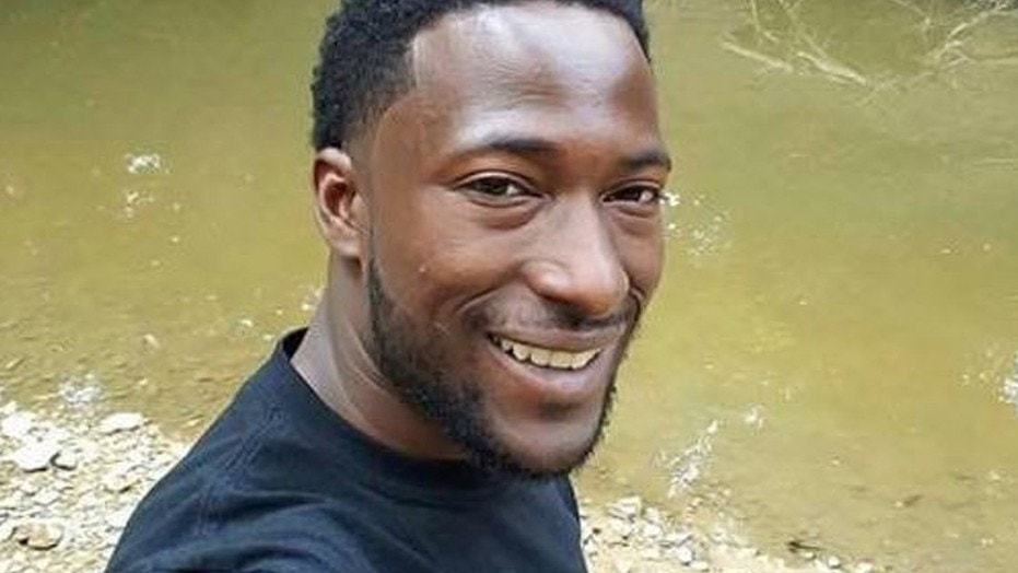 Brandyn Mitchell, 25, reportedly died while saving his fiancee's 6-year-old daughter from a Texas lake on Saturday.
