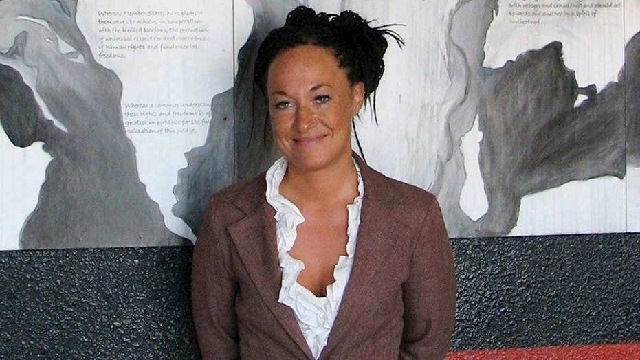 Rachel Dolezal, pictured here in 2009, changed her name to Nkechi Diallo in 2016.