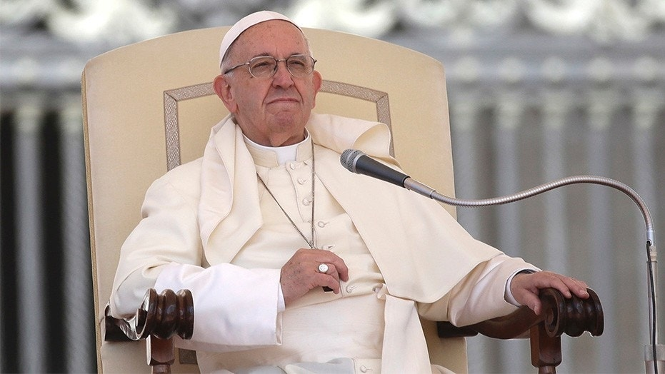 Pope Francis blamed the global shortage of priests on scandals within the church and changing cultural trends.