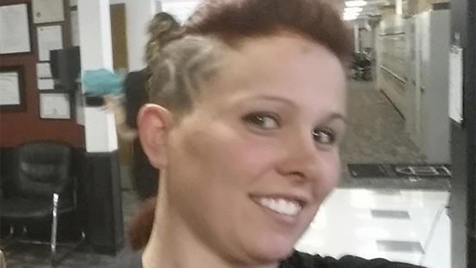 Former Army military police officer Ashley Meiss, 30, left her Ogden, Kansas, home for a jog on May 17 without her keys, wallet or phone, and hasn't been heard from since two days later. (GoFundMe)